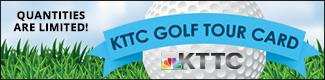 KTTC Golf Tour Card