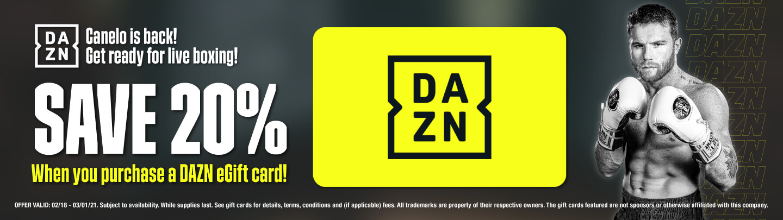 DAZN Promo