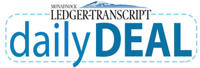 Monadnock Ledger-Transcript Daily Deals