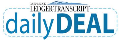 Monadnock Ledger-Transcript Daily Deals
