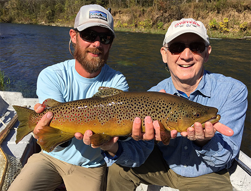 Ar headhunters arkansas white river norfork river half for White river arkansas fishing report