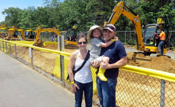 $20 for One-Ticket to Diggerland USA