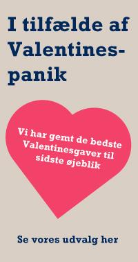 Valentines panik?