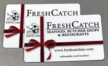 BOS-PROV-WOR-SPRG - $50 Gift Card to Fresh Catch Seafood, Butcher Shop & Restaurant