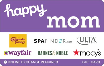 Happy Mom eGift Card