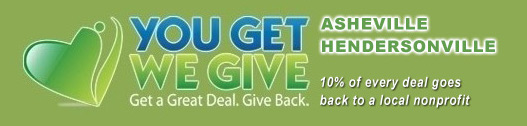 You Get We Give