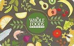 Whole Foods eGift Card