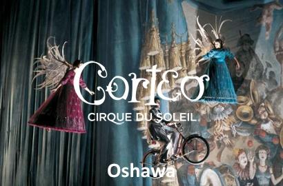 Cirque du Soleil: Corteo - Oshawa