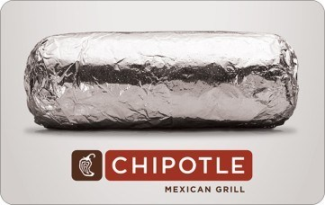 Chipotle eGift Card