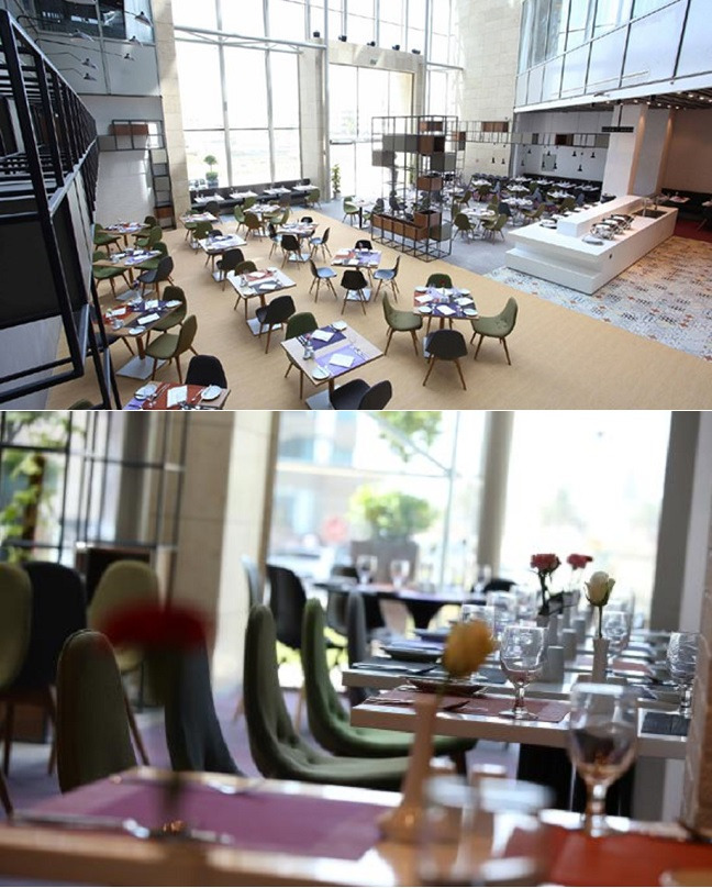 Corner Cafe Jlt Menu