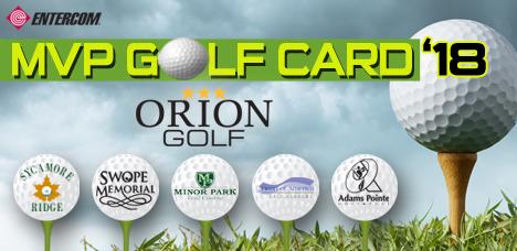 610 Sports Radio - MVP Golf Card