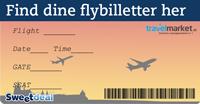 FIND FLYBILLETTER