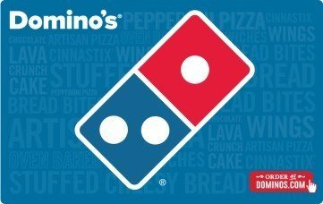 Dominos Pizza eGift Card