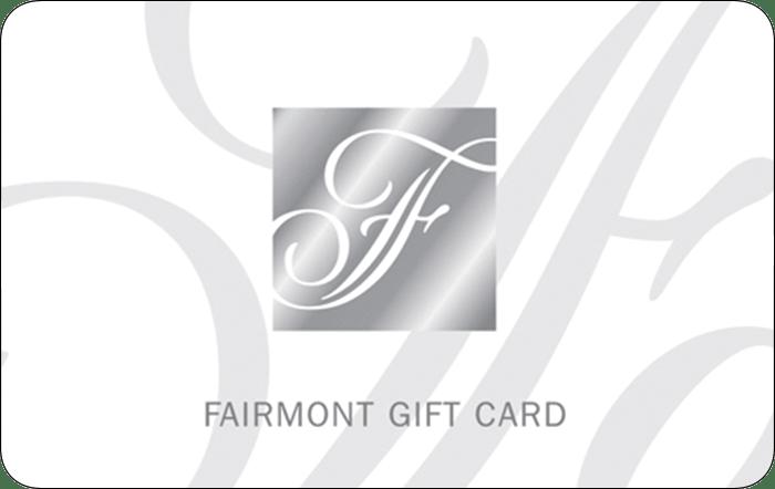 Fairmont 5% off Sale
