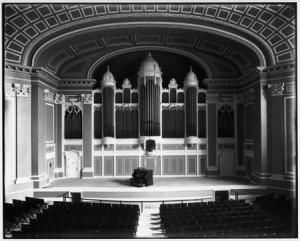 Merrill Auditorium Portland