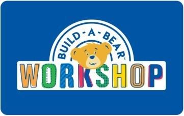 Build A Bear eGift Card