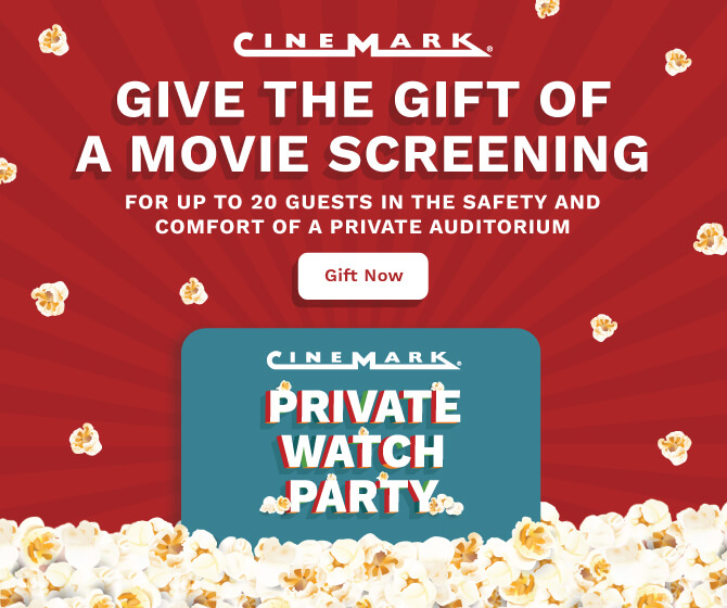 Cinemark Watch Party