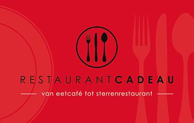 RestaurantCadeau tweede design