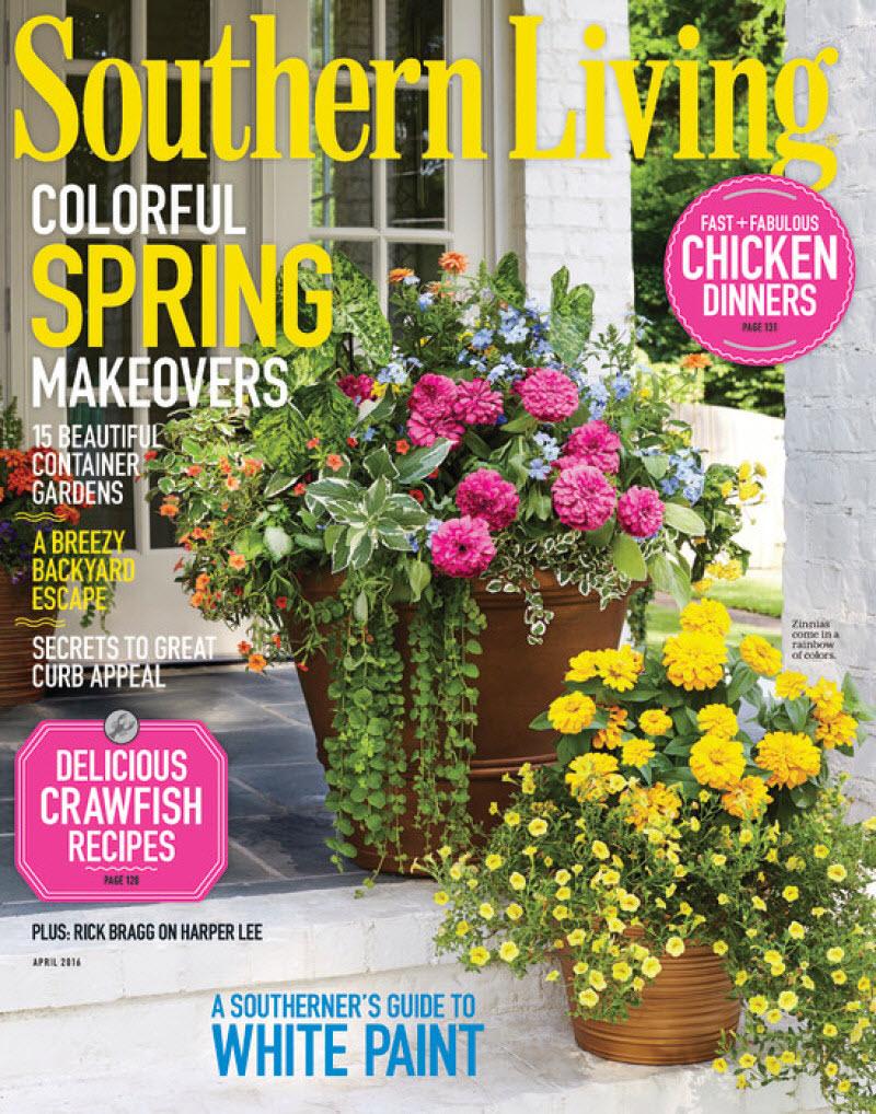 Description. Southern Living Magazine ...