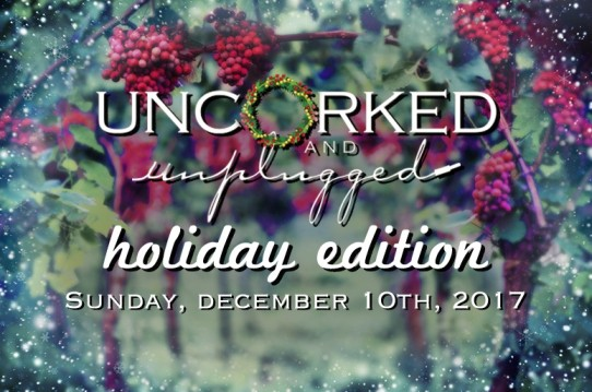 94.9 the Point Uncorked and Unplugged Holiday Edition 2017
