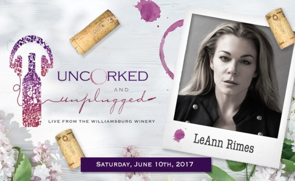 94.9 the Point Presents Uncorked and Unplugged - Live from the Williamsburg Winery