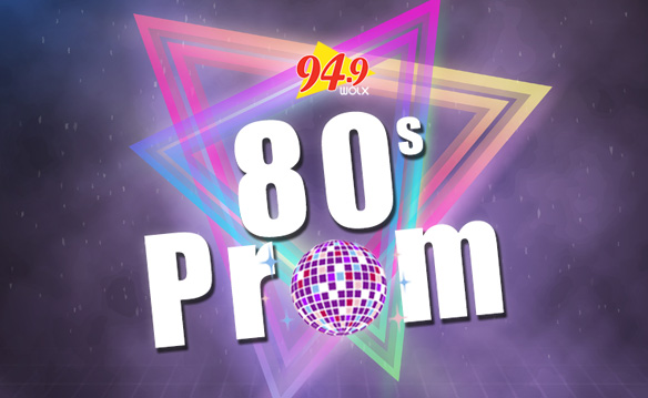 Admission to the 94.9 WOLX 80s Prom (VIP Pre Party or Regular Admission options)