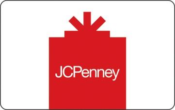 JCPenney eGift Card