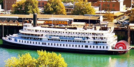 Get My Perks 99 Old Sacramento Riverboat Escape W