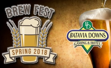 The Batavia Downs Brew Fest! Get your tickets now!