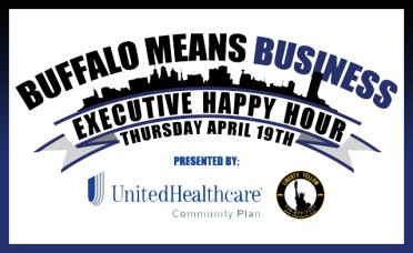 VIP ticket to Buffalo Means Business: Executive Happy Hour