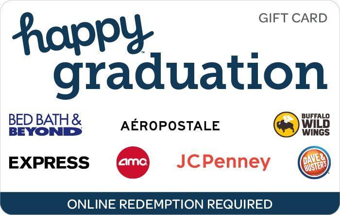 Happy Graduation eGift Card