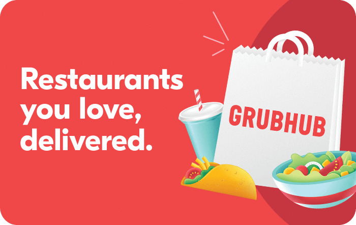 GrubHub eGift Card