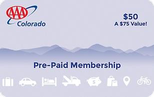 AAA Colorado Inc. eGift