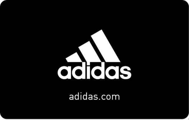 where can i use adidas gift card