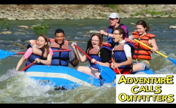 Adventure Calls Outfitters White Water Rafting Letchworth