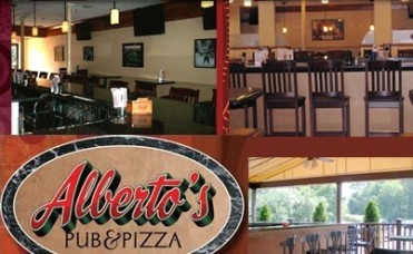 $25 to Alberto's Pub and Pizza for $12.50! Where Old Friends Meet, and New Friends Are Made