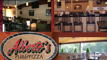 $25 to Alberto's Pub and Pizza - Where Old Friends Meet, and New Friends Are Made