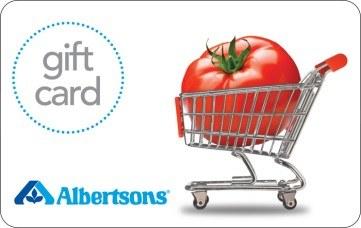 Albertsons Gift Card