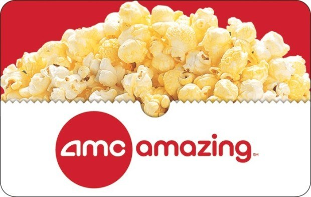Buy a $50 AMC eGift Card, Save $10