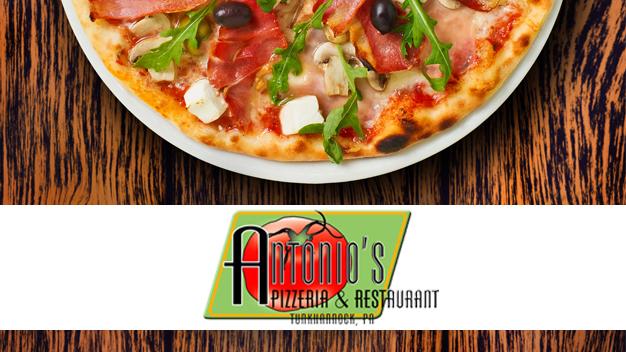 Antonio S Pizzeria Restaurant Tunkhannock Pa