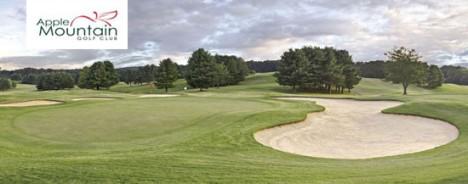Apple Mountain Golf Club in Clarkesville! Picturesque Round in N. Georgia Foothills!
