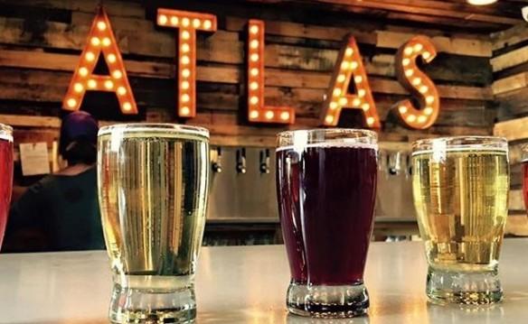 Atlas Cider fall tasting offer