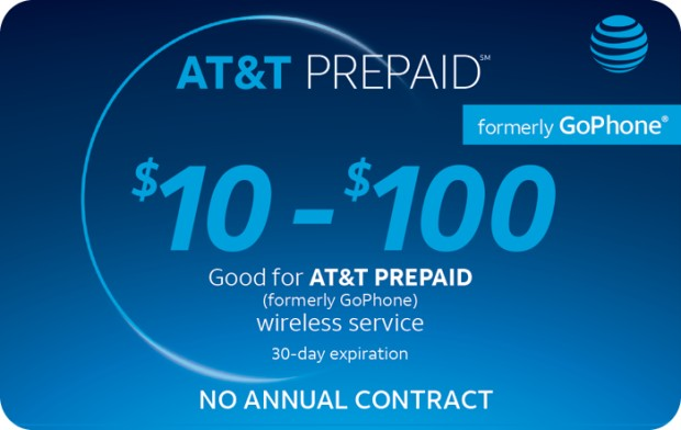 Promotion of AT&T Prepaid Phone Card (e-delivery)