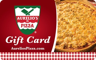 Aurelio's Pizza eGift