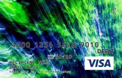 aurora visa gift card giftcardmallcom - 15 Visa Gift Card