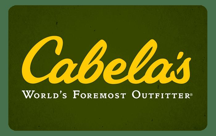 Cabela's eGift Card