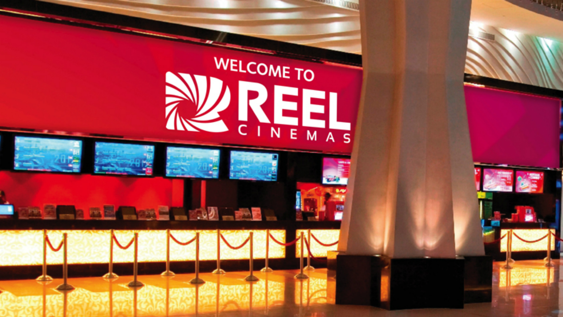 6cd4225b7 Description. AED 50 to Spend on Food and Beverages with Optional Cinema  Ticket at Reel Cinemas