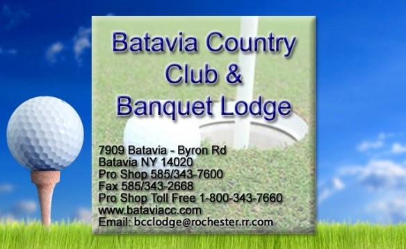 Batavia Country Club 50% off