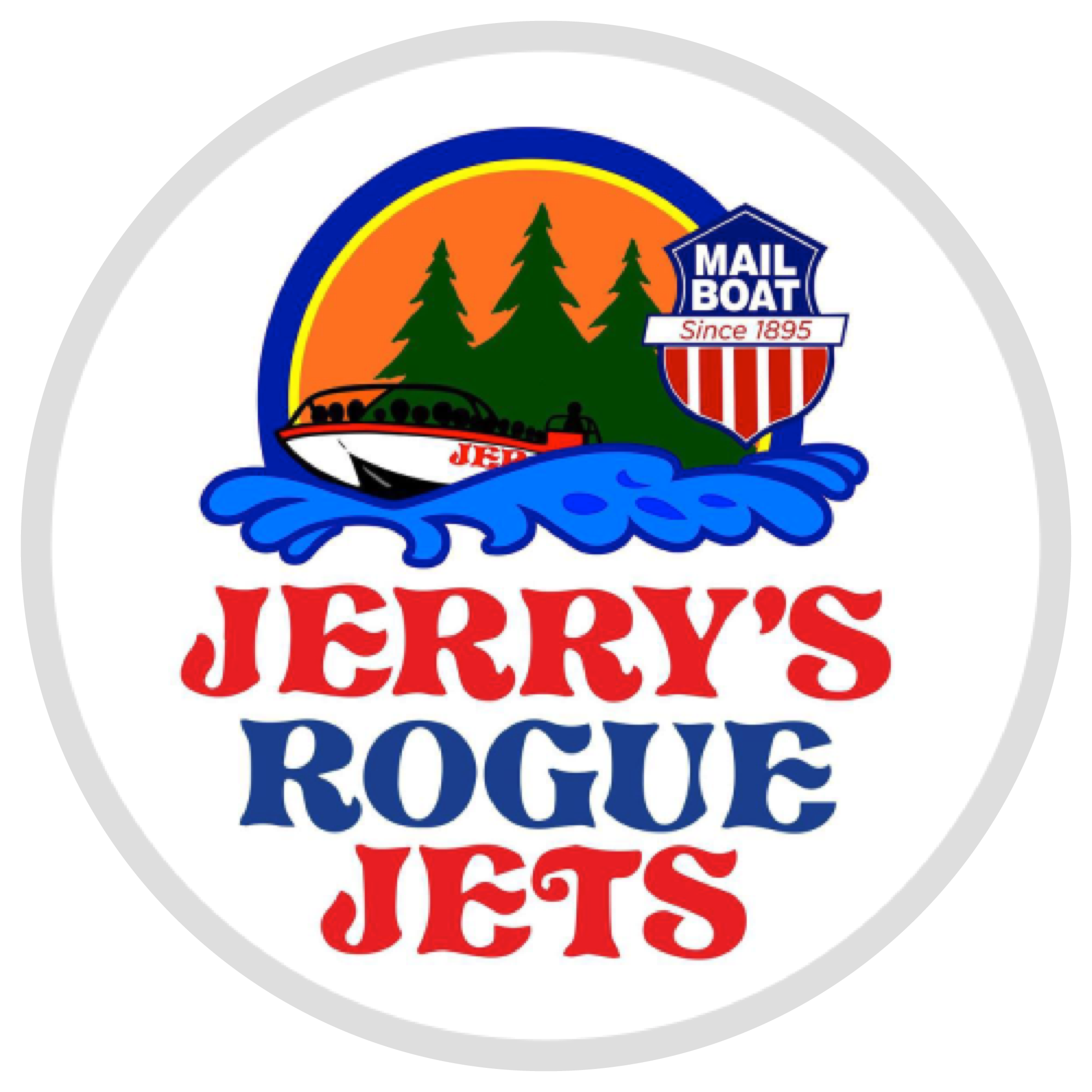 Jerry's Rogue Jet Boats