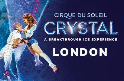 Cirque du Soleil: Crsytal - London